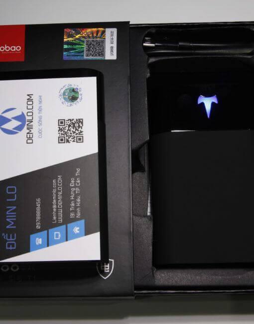 Pin sạc dự phòng Yoobao T1 sử dụng cell pin chất lượng cao của Panasonic