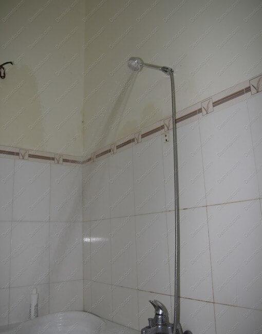 Ảnh thực tế vòi hoa sen tắm tăng áp VSN8 lắp cho khách