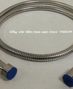 Dây vòi tắm hoa sen inox 150CM