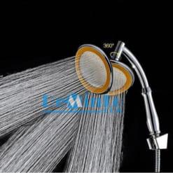 Vòi sen cây tăng áp VSC15 xoay 360 độ