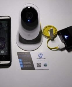 Camera IP Xiaomi Yi IR - Camera quan sát thông minh nhỏ gọn