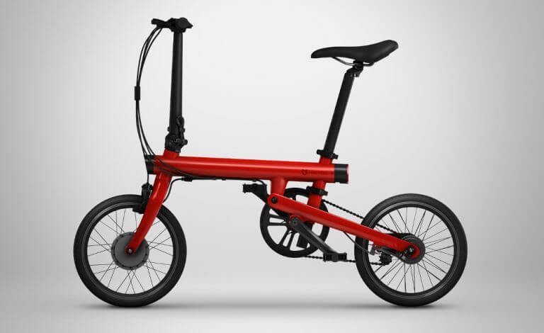 Xiaomi QiCycle red màu đỏ