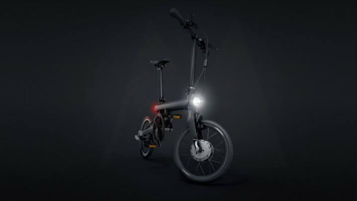 Xe đạp điện gấp gọn thông minh Xiaomi MIJIA QiCycle