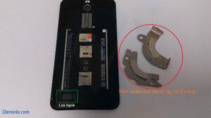 Tự sửa loa ngoài điện thoại Asus Zenfone 2