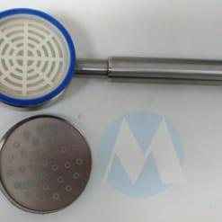 Bên trong vòi sen tăng áp bằng inox 304
