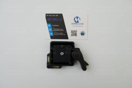 quick release plate đế tháo lắp nhanh máy ảnh máy quay nhỏ gọn an toàn