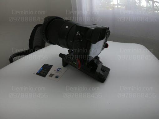đế tháo lắp nhanh máy quay phim với đế gimbal crane 2