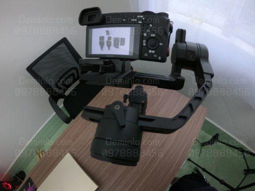 đế tháo lắp nhanh máy quay phim với gimbal crane 2