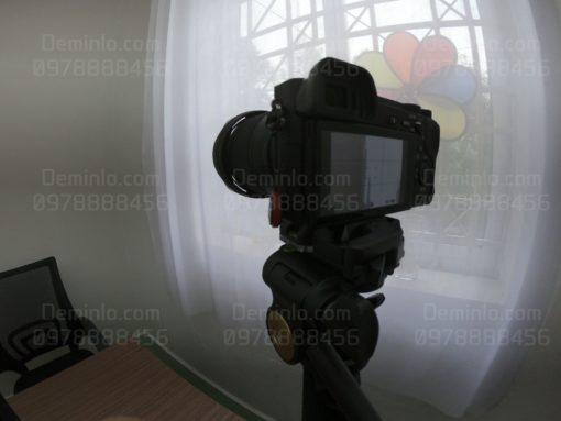 Đế tháo lắp nhanh máy ảnh máy quay với monopod