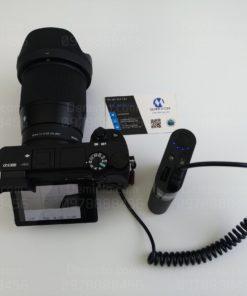 Dummy Battery dùng sạc dự phòng thay pin NP-FW50 Sony a6300 a6500