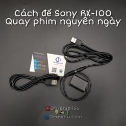 pin cho sony rx100