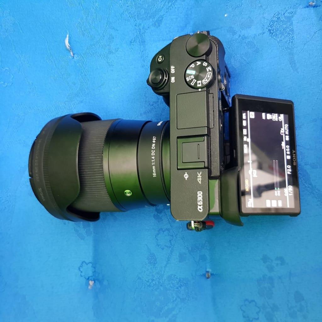 cho thuê máy ảnh sony a6300 cần thơ