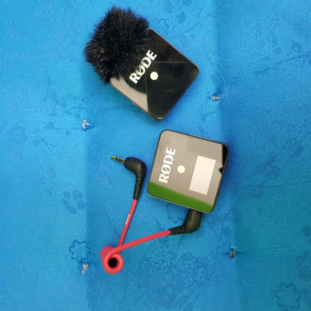 cho thuê micro không dây rode wireless go cần thơ
